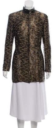 Giorgio Armani Embellished Evening Jacket