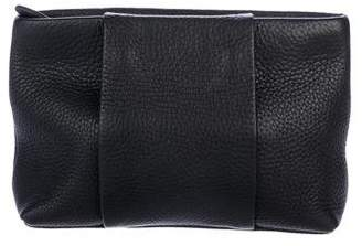 Alexander Wang Pebbled Leather Clutch