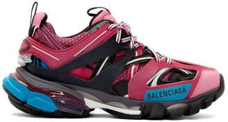 Balenciaga Pink Track Sneakers