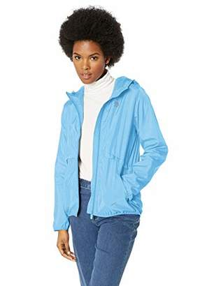 U.S. Polo Assn. Women's Mesh Windbreaker Jacket