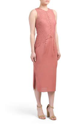 Be The One Midi Dress