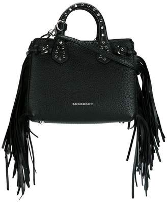 Burberry 'Baby The Banner' shoulder bag