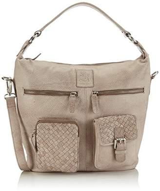 Otto Kern Women's Kara 856 Shoulder Bag Brown Size: 30x35x10