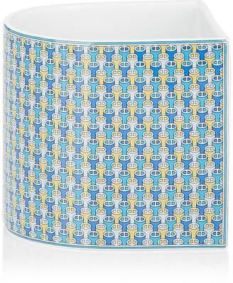 Hermes Tie-Set Comete Small Porcelain Vase