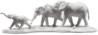 Lladro We Follow in Your Steps Figurine