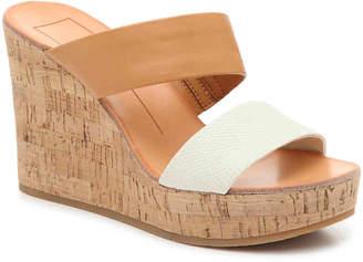 10a769426f7f Dolce Vita Cork Wedge Women s Sandals - ShopStyle