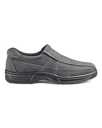 26227a04824 Cushion Walk Slip On Shoe Wide Fit