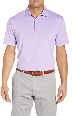 Peter Millar Halford Stretch Jersey Polo