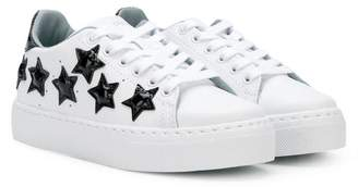 Chiara Ferragni Kids star patch sneakers