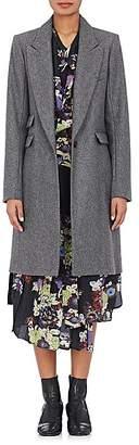 Isabel Marant Women's Joren Stretch-Virgin Wool Coat