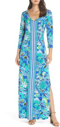Lilly Pulitzer R) Anissa Maxi Dress