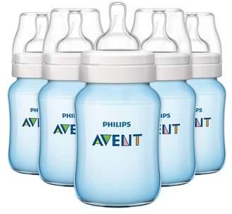 Avent Naturally Philips Anti Colic bottles 5pk