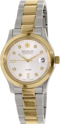 Swiss Military Hanowa Women's Freedom Glory 06-7223-55-001 Stainless-Steel Swiss Quartz Watch