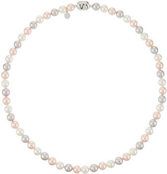 Majorica Multihued Pearl Strand Necklace