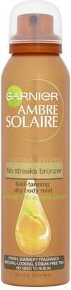 Ambre Solaire Garnier No Streaks Bronzer Body Mist - Original (150ml)