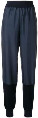 Stella McCartney panelled track pants