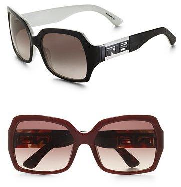 Fendi Two-Tone Sunglasses