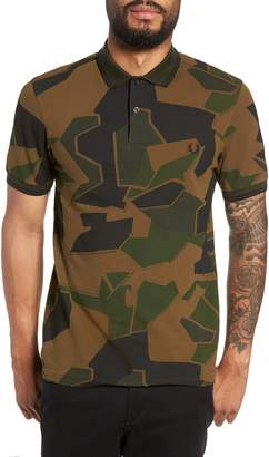 Fred Perry Camouflage Pique Polo