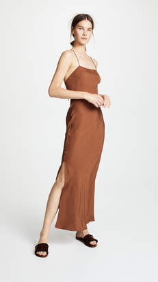 Jason Wu Grey Twill Cocktail Dress
