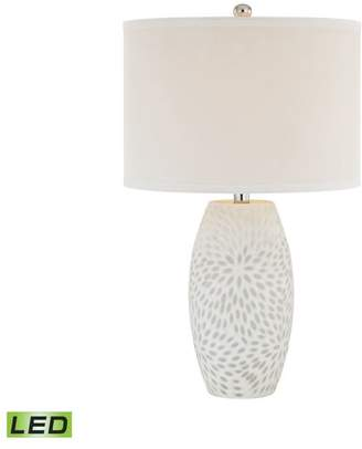 Lampworks Farrah 1-Light LED Table Lamp