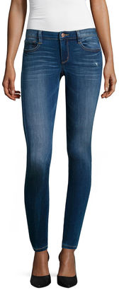 ARIZONA Arizona Luxe Stretch Jeggings $48 thestylecure.com
