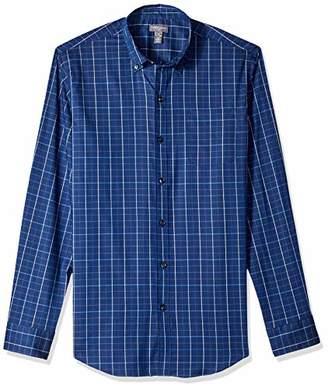 Van Heusen Men's Flex Non Iron Stretch Long Sleeve Shirt