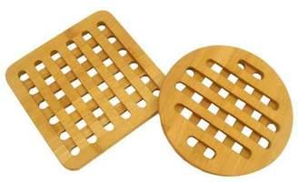 Generic Trivet Set Bamboo