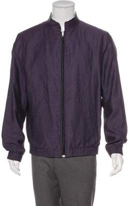Etro Reversible Patterned Jacket