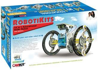 Kohl's 14-in-1 Educational Solar Robot Kit