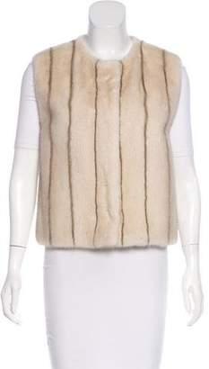Brunello Cucinelli Mink Fur Vest