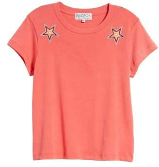 Wildfox Couture Starbright Number 9 Tee