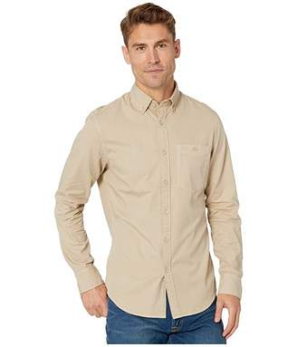 G Star G-Star Core Button Down One-Pocket Slim Shirt