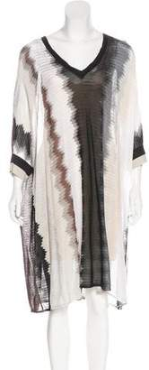 Missoni Knit Chevron Kaftan