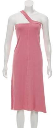 Eckhaus Latta Sleeveless Knee-Length Dress