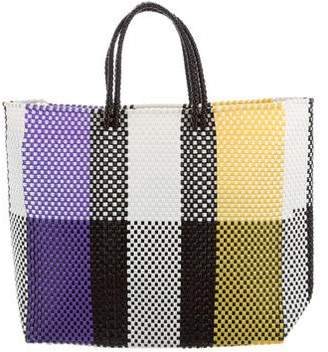 Truss Woven Tote Bag w/ Tags