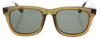Han Kjobenhavn Square Acetate Sunglasses