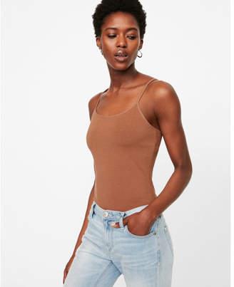 Express one eleven bra cami bikini bodysuit