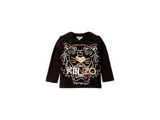 Kenzo Copper Tiger T-Shirt (Toddler/Little Kids)
