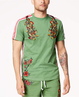 Reason Men's Dragon Graphic-Print T-Shirt