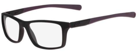 Eyeglasses NIKE 7087 007 MT BLACK-NOBLE PURPLE