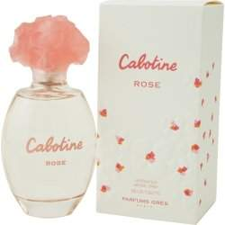 Parfums Gres CABOTINE ROSE by Womens Eau De Toilette (EDT) SPRAY 3.4 OZs by