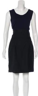 Jenni Kayne Sleeveless Scoop Neck Dress