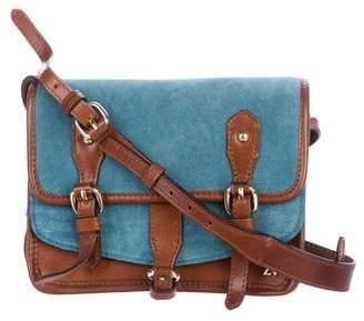 Zadig & Voltaire Suede Crossbody Bag