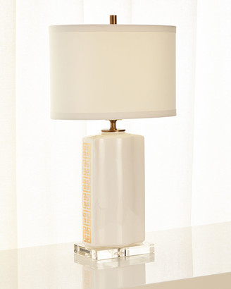 Port 68 Palace Fret Table Lamp