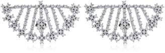 Plume Fan Earrings