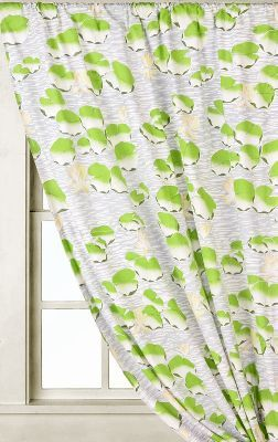 Lily Pad Curtain