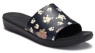 FitFlop Sola Floral Slide Sandal