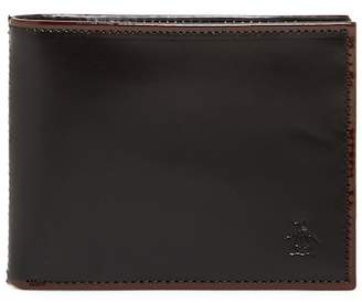 Original Penguin Brush Off Bi-Fold Wallet