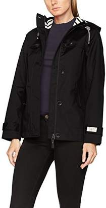 Joules Women's Coast Waterproof Rain Jacket with Hood