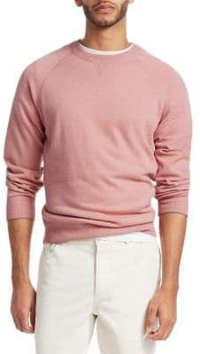 Brunello Cucinelli Solomeo Crewneck Sweatshirt